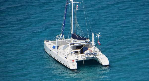 Catana 381 Cat One