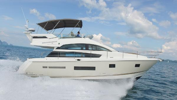Fairline Squadron 42 Fairline Squadron 42 - Merrily