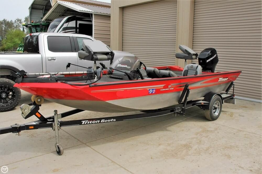 Triton 17 Tournament Sport 2006 Triton 17 Tournament Sport for sale in Riverdale, CA