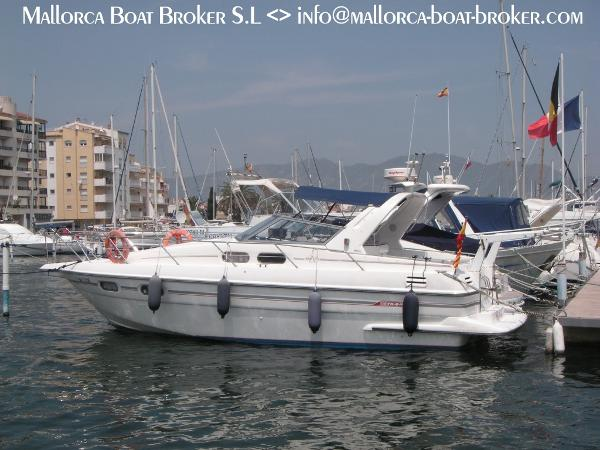 Sealine 328 Souvereign Sealine 328 Souvereign (1991) in Spanien