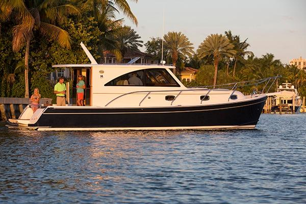 Mainship 37 Pilot Marlow Mainship 37