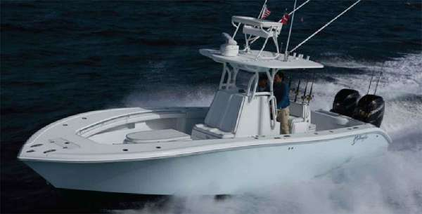 Yellowfin 34 Center Console