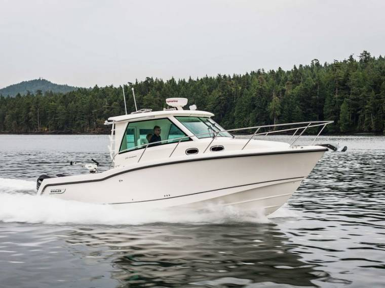 Boston Whaler Boston Whaler 315 Conquest Pilothouse