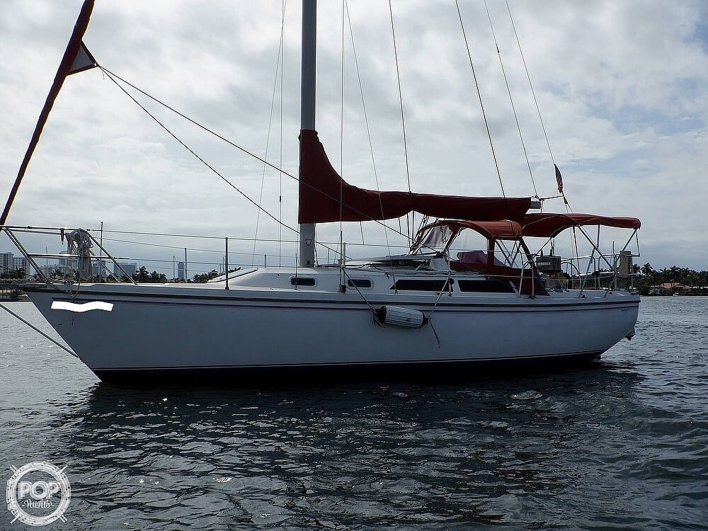 Catalina 30 MkII 1987 Catalina 30 MK II for sale in Hollywood, FL