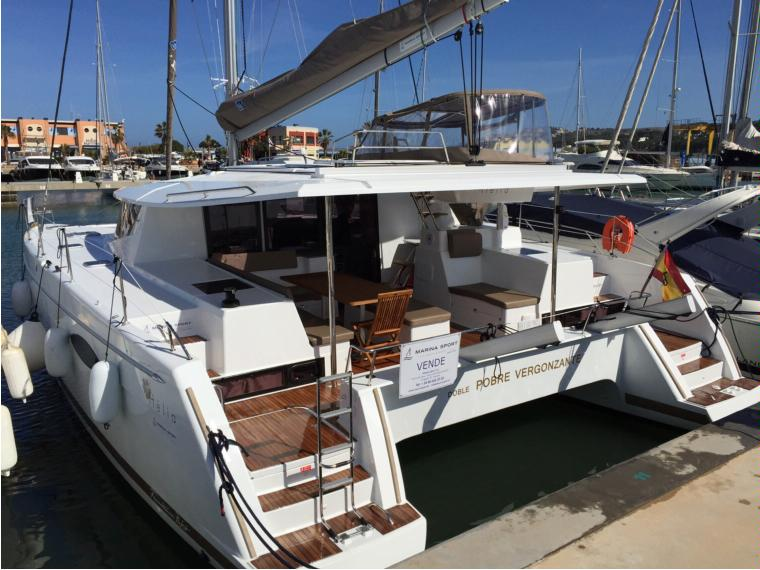 Fountaine Pajot Fountaine Pajot HELIA 44
