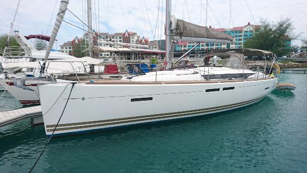 Jeanneau Sun Odyssey 409 Performance Profile