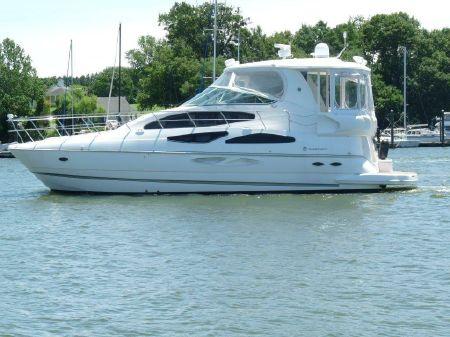 2005 Cruisers Yachts 455 Gloucester Virginia Boats Com