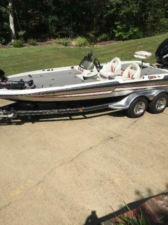 Bass Cat Boats Cougar