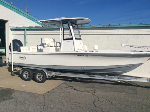 Sea Hunt 25 BX FS