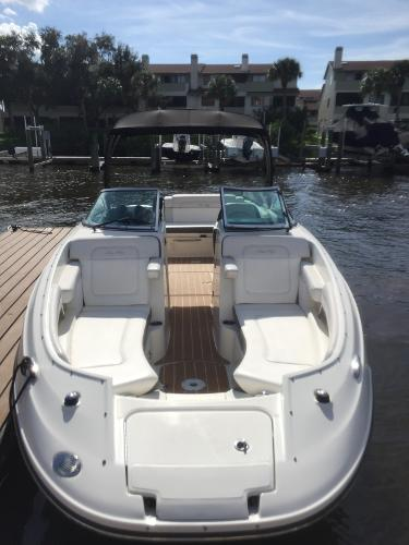 Sea Ray 260 Sun Deck