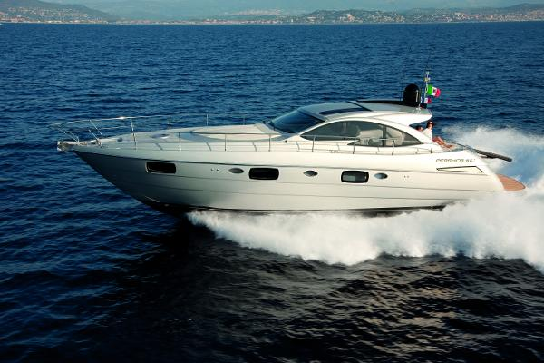 Pershing 50.1 Manufacturer Provided Image: Pershing 50.1
