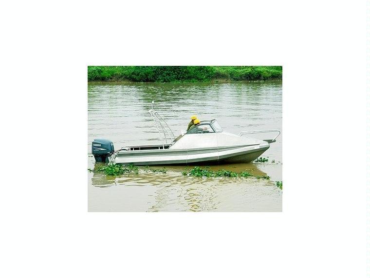 Alu-Sportboot Karelli 20