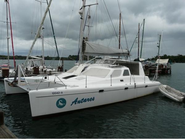 Voyage Yachts Norseman 43