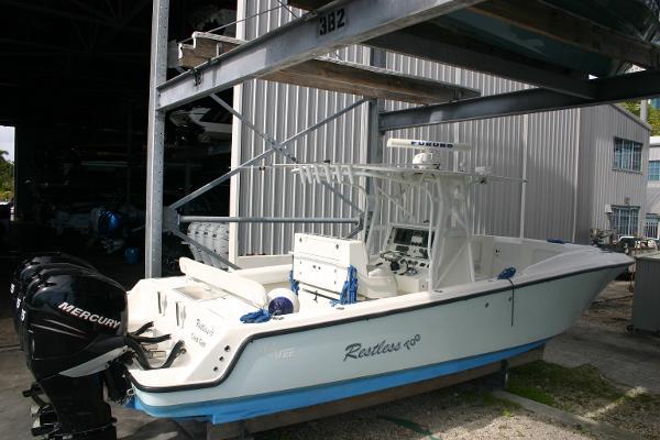 Sea Vee 34 CC Cuddy