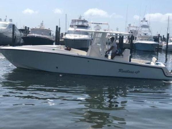SeaVee 34 CC Cuddy