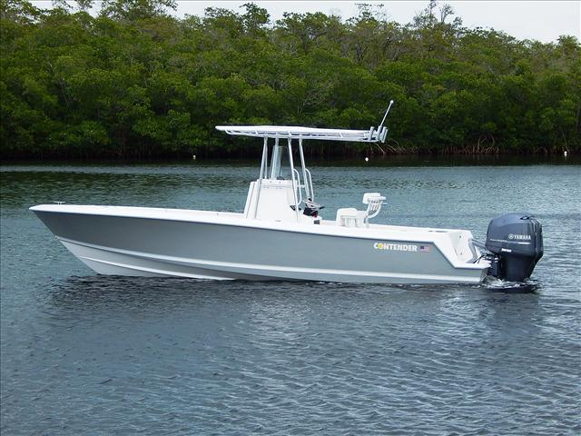 Contender Sport Fishing Boat 25T