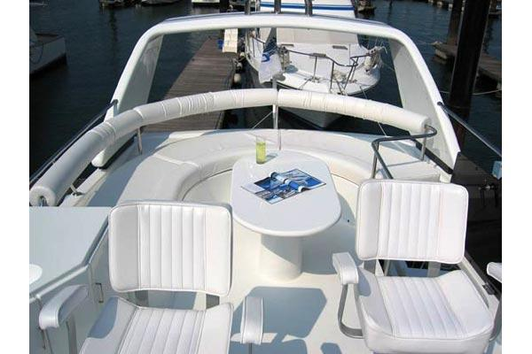 Dyna Craft 51 Exterior Seating