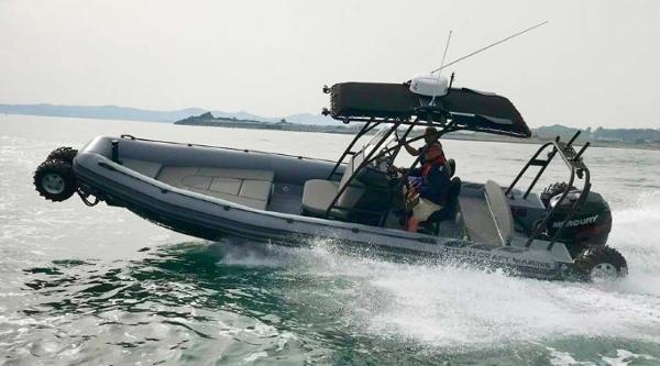 Ocean Craft Marine 8.4M Amphibious