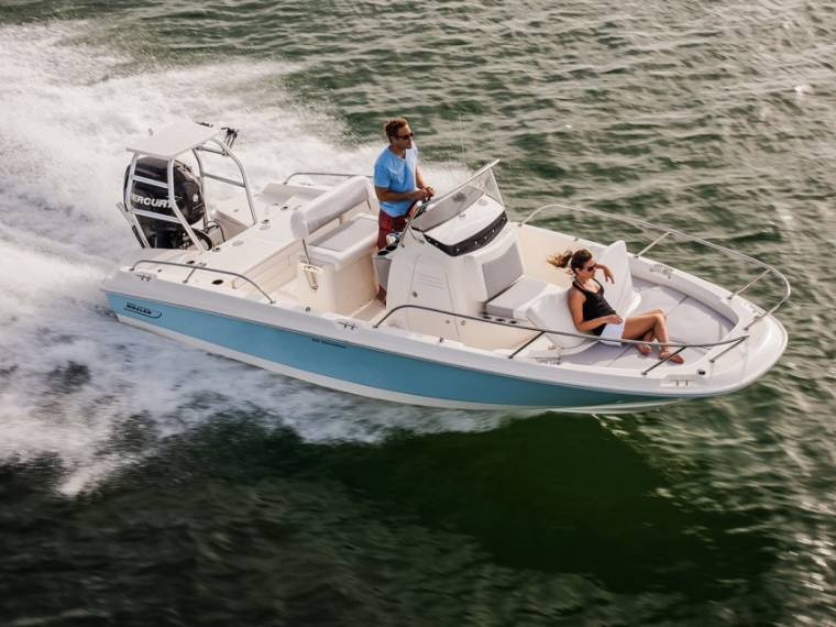 Boston Whaler Boston Whaler 210 Dauntless