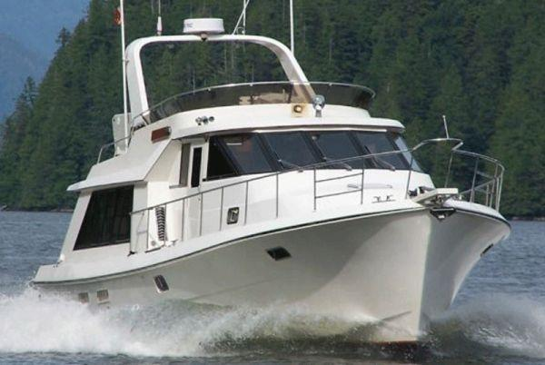 Ponderosa Pilothouse Underway