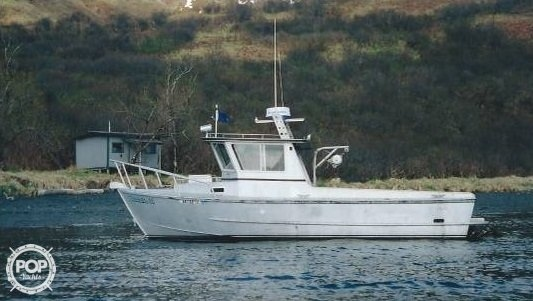Home Built 28 Commercial Quality Workboat 1990 Homebuilt 28 for sale in Eagle River, AK