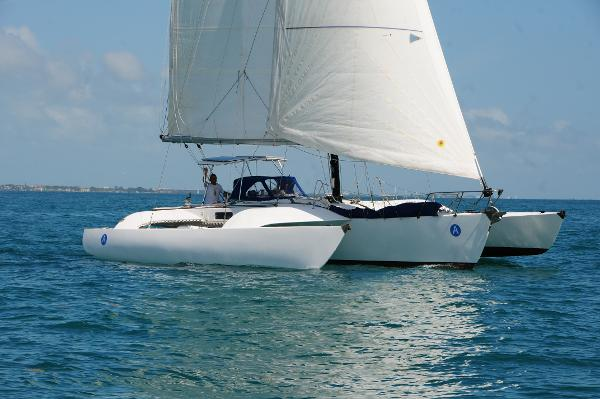 Crowther 40 Trimaran