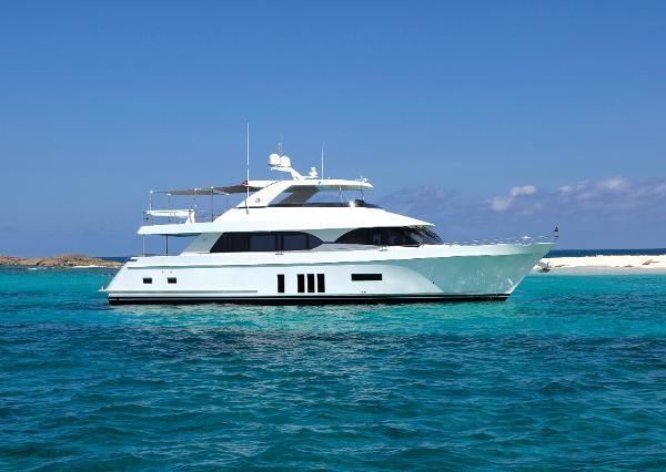 Ocean Alexander 85 Motoryacht 85E08