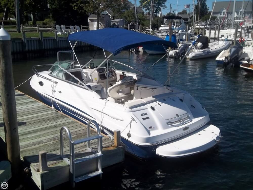 Chaparral 215 SSi 2008 Chaparral 215 SSi Cuddy Cabin for sale in Greenport, NY