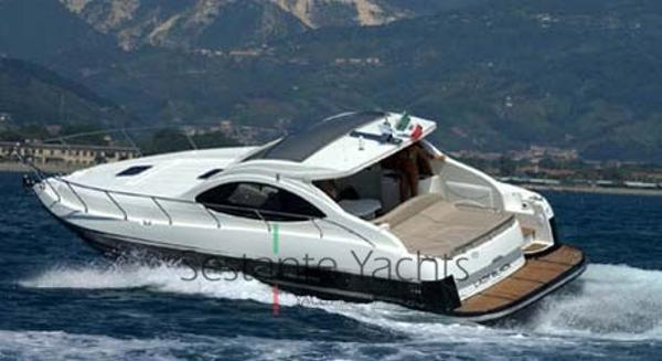 Bruno Abbate Primatist 41.2 Sestante Yachts Primatist G41.2 Anno 2009