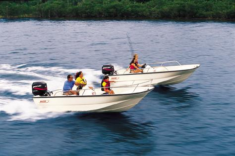 Boston Whaler 150 Sport Manufacturer Provided Image