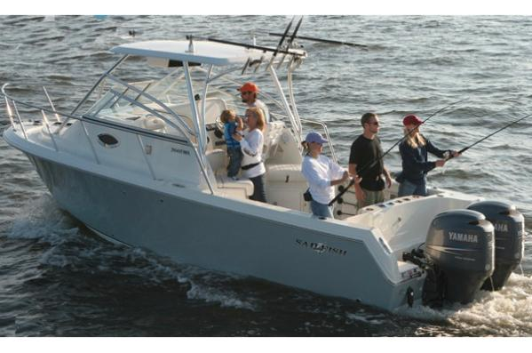 Sailfish 270 WAC