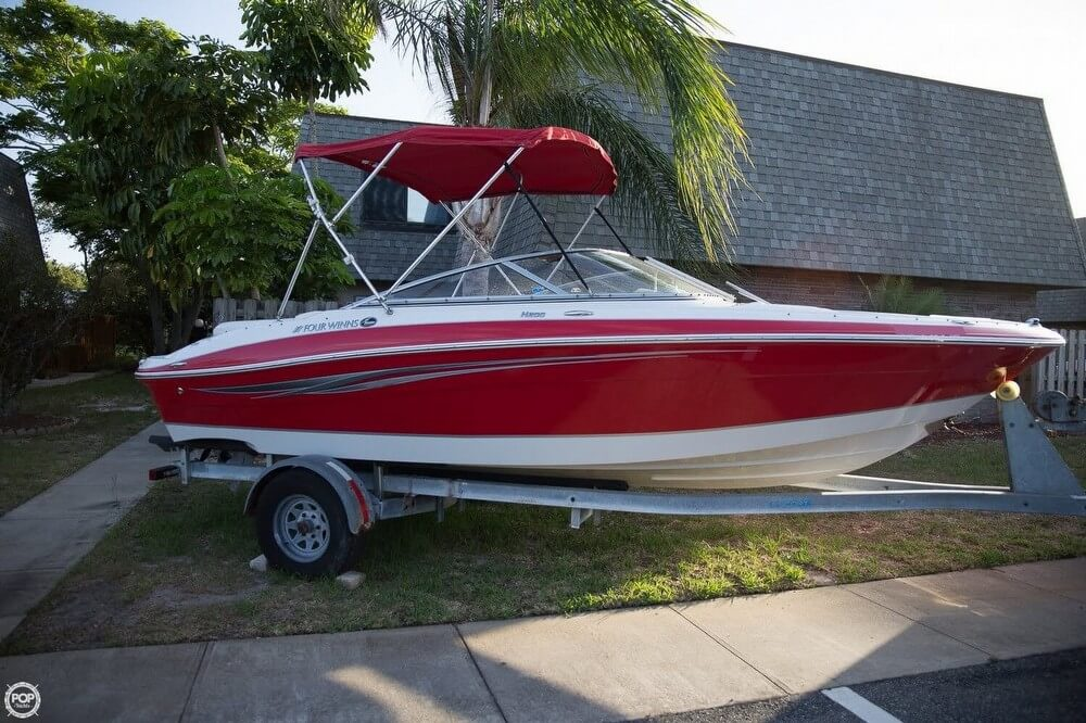 Four Winns H200 2008 Four Winns H200 for sale in Titusville, FL