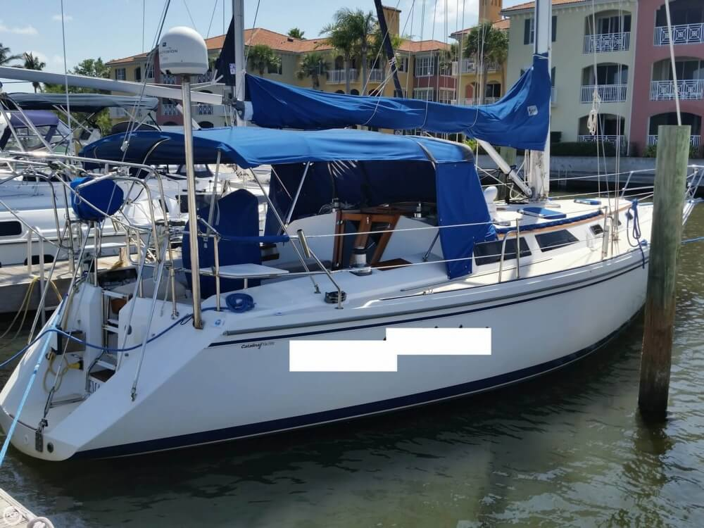 Catalina 42 1989 Catalina 42 for sale in Vero Beach, FL