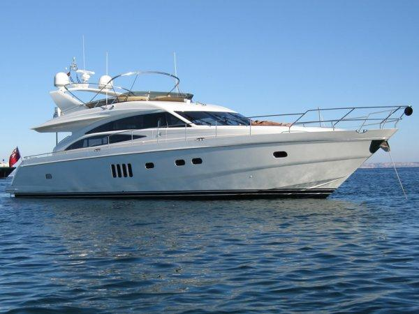 Princess 67 Flybridge Main Image