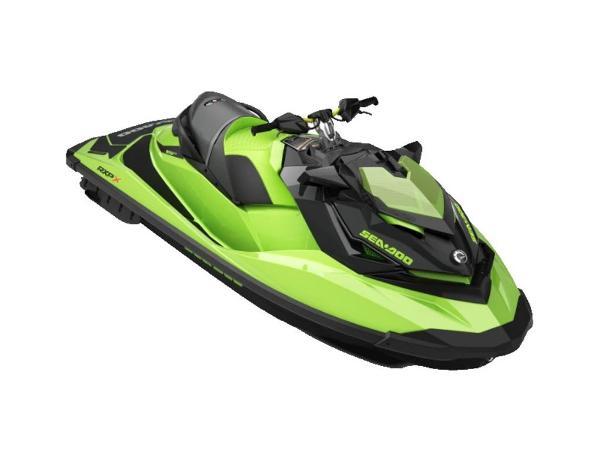 Sea-Doo RXP®-X® 300 California Green Metallic and Black