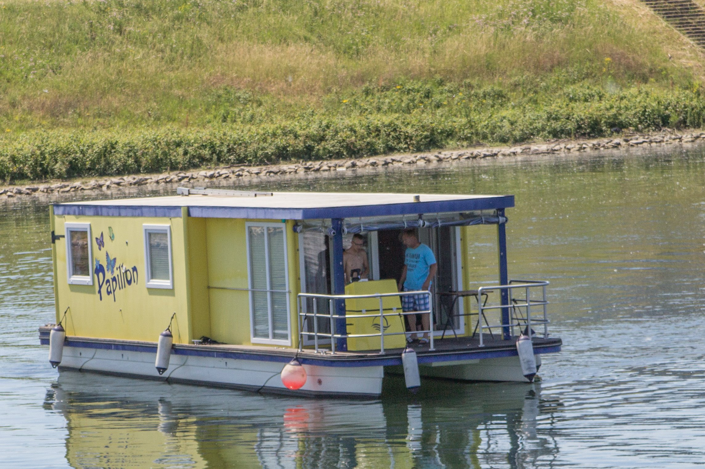 """Boatyard Elbe """"Seades 39 KA"""""""