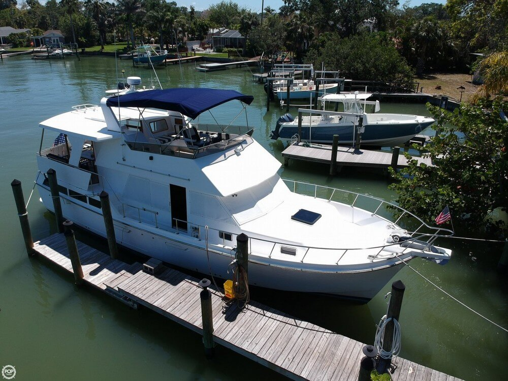 Marine Trader 47 Tradewinds 1987 Marine Trader 47 Tradewinds for sale in Indian Rocks Beach, FL