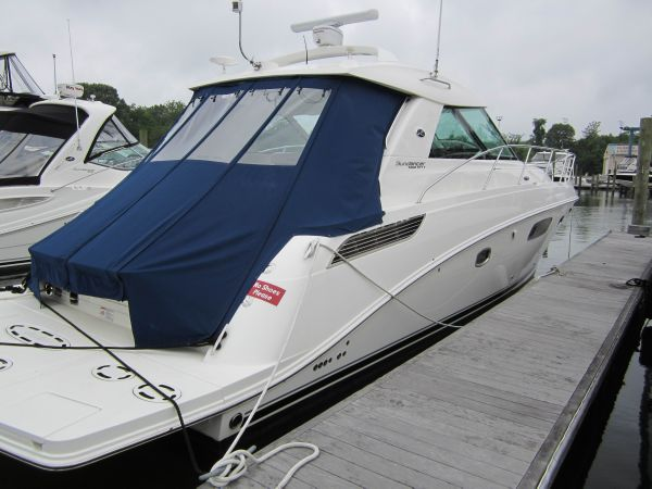Sea Ray 450 Sundancer Actual Boat