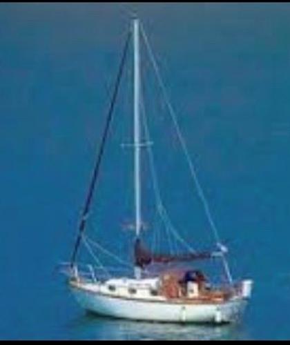 Cape Dory 25D