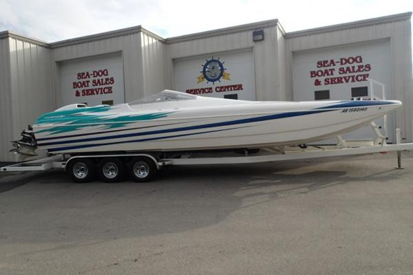 Eliminator Boats Daytona 30