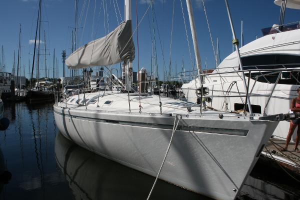Beneteau First 53f5 Recent photo