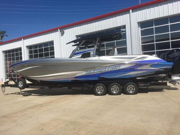 Sunsation Powerboats 34 CCX Diamond Edition