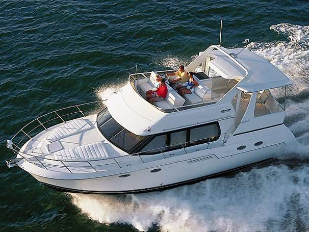 Carver 406 Aft Cabin Motor Yacht Manufacturer Provided Image