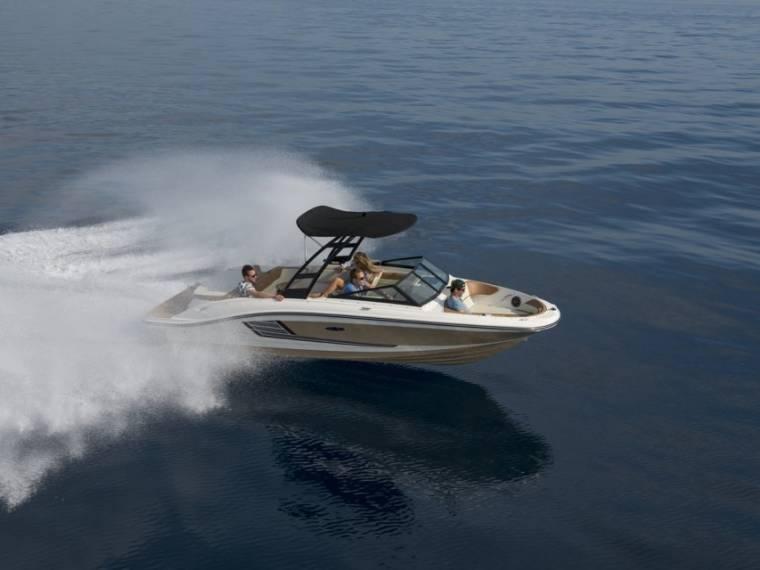 Sea Ray Sea Ray SPX 210