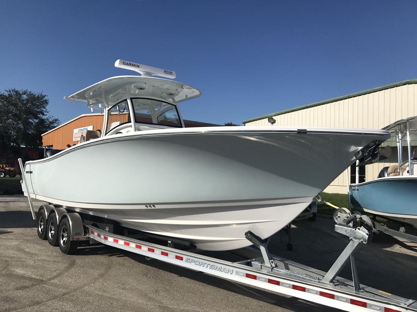 Sportsman Boats 312 OPEN