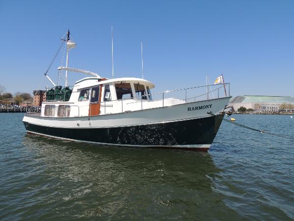 Eagle Pilothouse Trawler Eagle 40 Trawler