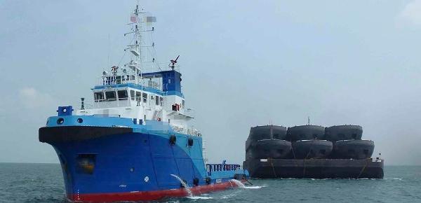Offshore TUG/SUPPLY SHIP Offshore TUG/SUPPLY SHIP - 2012