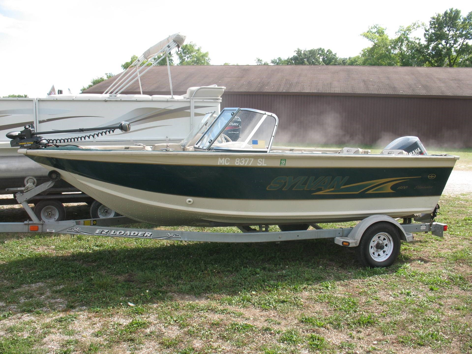 Freshwater fishing sylvan boats for sale for Syvlan