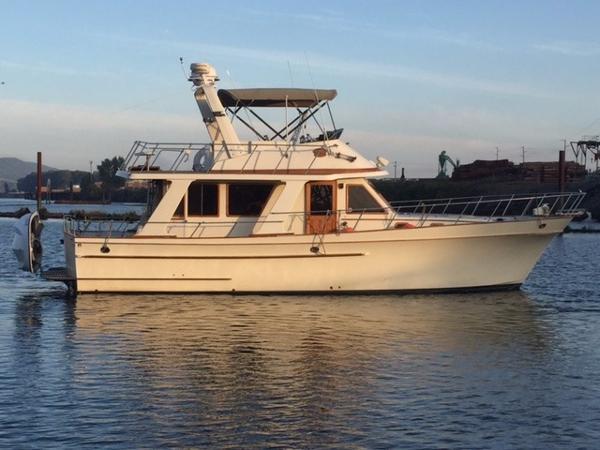 PT 41 Europa Sedan Trawler