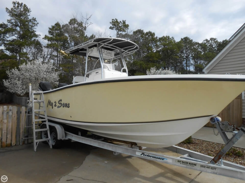 Mako 264 2007 Mako 264 for sale in Morehead City, NC